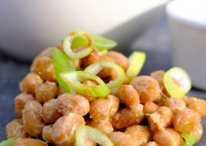 natto spring onion
